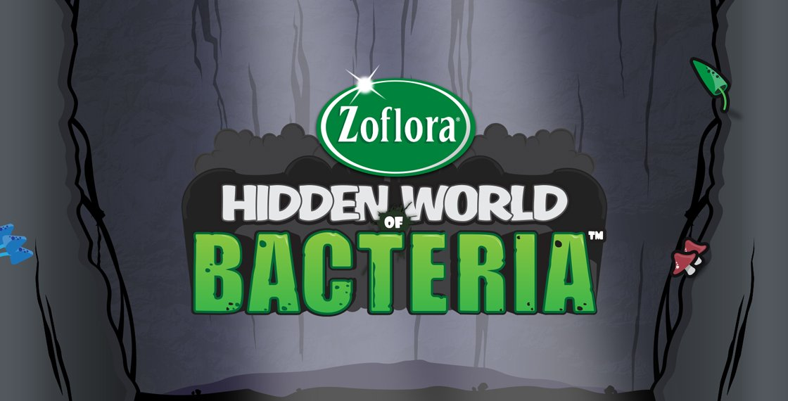 Hidden World of Bacteria