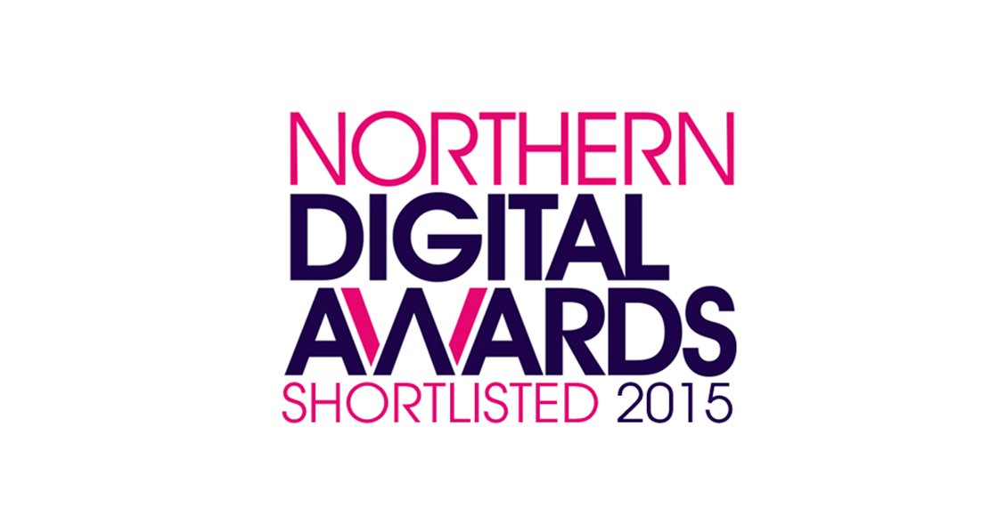 NORTHERN DIGITAL AWARDS 2015 SHORTLIST