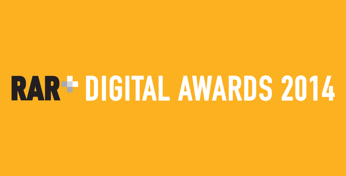 RAR Digital Awards 2014
