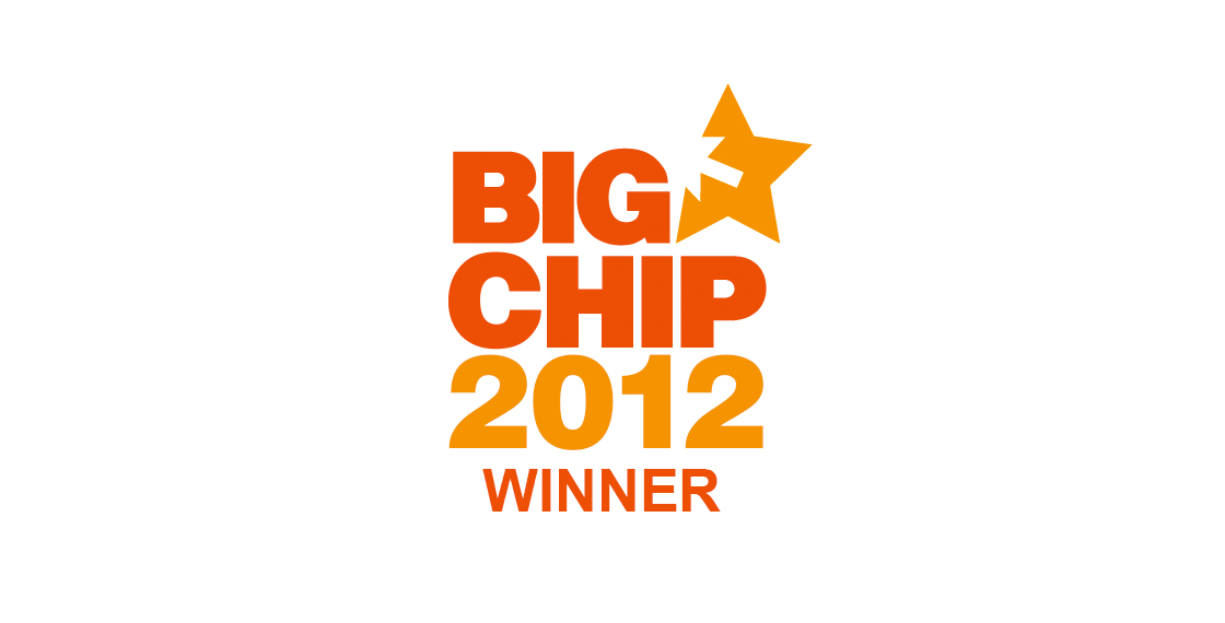 Big Chip Awards 2012 Winner
