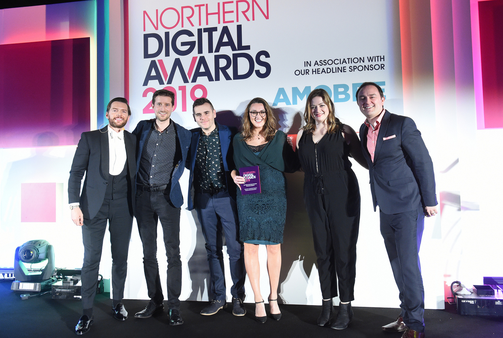 Northern Digital Awards 2019 Winners best digital sports campaign